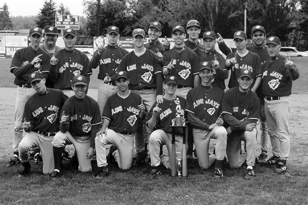 1998 North Delta Blue Jays