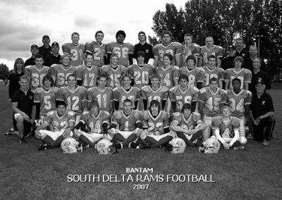 South Delta Bantam Rams