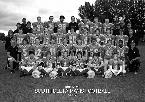 South Delta Bantam Rams